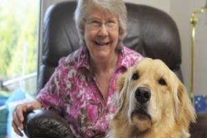 """Ο σκύλος ξύπναγε την 66χρονη γιαγιά στις τρεις τα ξημερώματα κάθε μέρα - Μόλις έμαθαν τον λόγο...""""πάγωσαν"""""""