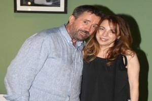Σπύρος Παπαδόπουλος: Ζευγάρι στην ζωή με την Δήμητρα Παπαδοπούλου!