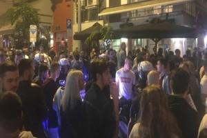 Αδιόρθωτοι: Ένταση και ξύλο σε μπαρ στη Θεσσαλονίκη