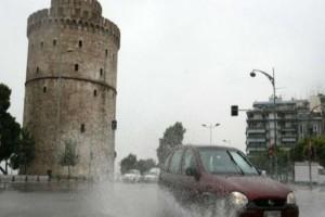 """Κι από Ιούνη... Οκτώβρη: """"Πνίγηκε"""" η Θεσσαλονίκη"""