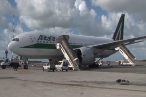 """""""Χαμός"""" με την Alitalia - Ξεκίνησε τις πτήσεις"""