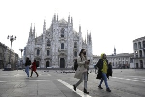 Κορωνοϊός στην Ιταλία: 55 θάνατοι το τελευταίο 24ωρο