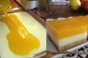 Γλυκό ψυγείου με μπισκότα και πορτοκαλάδα - Η συνταγή της γιαγιάς που θα λατρέψετε