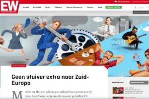 Αδιανόητη ολλανδική πρόκληση: Έτσι χαρακτηρίζει τους Έλληνες περιοδικό της χώρας