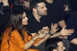 Νέο hot ζευγάρι στην ελληνική showbiz: Μαζί Κωνσταντίνος Αργυρός - Ελένη Φουρέιρα;