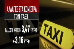 Μείωση ΦΠΑ: Από το 24% στο 13% και στα ταξί - Οι νέες τιμές (Video)