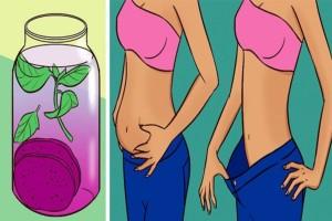 Έβαλε αυτό το φρούτο στο νερό της και το έπινε κάθε μέρα - Η καλύτερη δίαιτα
