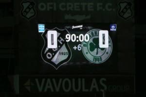 Super League: Το VAR έκλεψε το τρίποντο από τον Παναθηναϊκό!