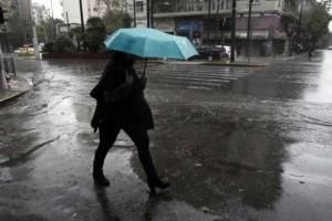 Καιρός: Άστατος με βροχές και καταιγίδες - Που θα είναι έντονα τα φαινόμενα