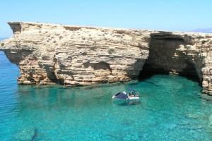 Η φωτογραφία της ημέρας: Καλή εβδομάδα από τα μαγευτικά Κουφονήσια