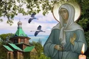 """Προφητεία από την Αγία Ματρώνα: """"Θα έρθουν τα χρόνια που θα σας βάλουν να διαλέξετε ανάμεσα στο..."""""""