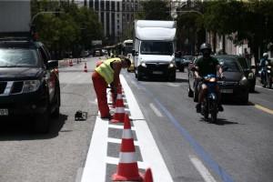 Αθήνα: Ουρές από... αχάραγα στο κέντρο λόγω «Μεγάλου Περιπάτου»