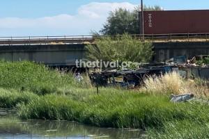 Θρίλερ στη Θεσσαλονίκη: Βρέθηκε πτώμα άνδρα (Video)