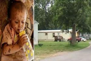3χρονο κοριτσάκι βρέθηκε μέσα σε τροχόσπιτο σε τραγική κατάσταση - Δεν πίστευαν αυτό που αντίκρισαν