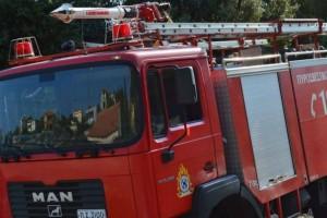 Σε εξέλιξη δύο μεγάλες φωτιές στον Βόλο (Video)