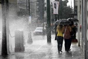 Καιρός σήμερα: Συνεχίζονται οι βροχές και οι καταιγίδες - Αναλυτική πρόγνωση