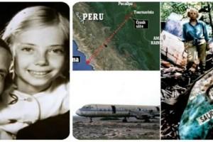 17χρονη έπεσε από τα 10 χιλιάδες πόδια και κατάφερε να επιβιώσει μέσα στη... - Ανατριχιαστική ιστορία