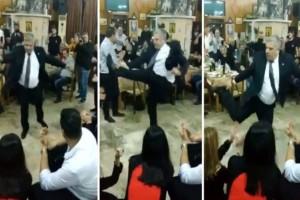 Έλληνας μερακλής χόρεψε βαρύ ζεϊμπέκικο και του έδωσε και κατάλαβε!