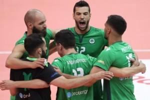 Volley League: Καρυδάτος Παναθηναϊκός, break και έτοιμος για Πρωταθλητής! (videos)