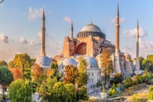 Ολοκληρώνεται το όνειδος: Έκλεισε για το κοινό η Αγία Σοφία - Ξανανοίγει ως τζαμί