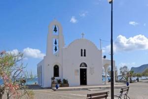 Η φωτογραφία της ημέρας: Η μαγευτική εκκλησία της Αγίας Μαρίνας στο Πόρτο Ράφτη!