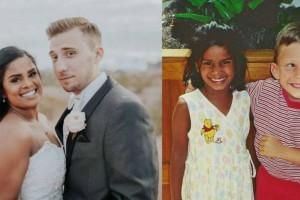 Στο νηπιαγωγείο της είπε ότι θα την παντρευτεί - 20 χρόνια αργότερα το έκανε