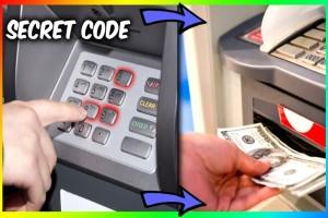 Ο μυστικός κωδικός για να βγάλετε χρήματα από το ΑΤΜ - Δεν θα το πιστεύετε