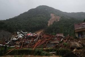 Ασύλληπτη τραγωδία: 9 άνθρωποι θάφτηκαν ζωντανοί στη λάσπη
