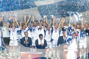 Euro 2004: Σαν σήμερα το «πειρατικό» και η Ελλάδα στην κορυφή της Ευρώπης - 16 χρόνια από τον θρίαμβο