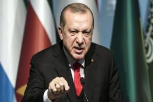 «Πυρά» γαλλικού περιοδικού εναντίον Ερντογάν - «Ο πόλεμος στην πόρτα μας»