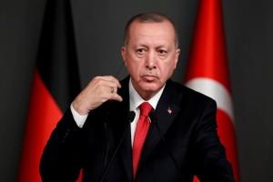 Συνεχίζει αμετανόητος ο Ερντογάν: «Δικό μας θέμα η Αγία Σοφία»
