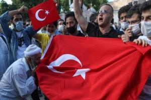 Αγία Σοφία: Αφίσα του υπουργείου Τουρισμού της Τουρκίας την δείχνει ως τζαμί