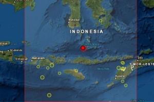Σεισμός 5,7 Ρίχτερ στην Ινδονησία