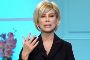 Ζήνα Κουτσελίνη: Ανακοίνωσε δημόσια τον χωρισμό
