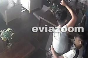 Ξύλο μέσα σε καφετέρια στην Χαλκίδα: Η παρενόχληση 2 ανήλικων κοριτσιών ήταν η αρχή του κακού