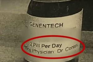 «Μαϊμού» γιατρός: Αυτά είναι τα «θαυματουργά» μπουκάλια που έδινε σε ασθενείς (Video)