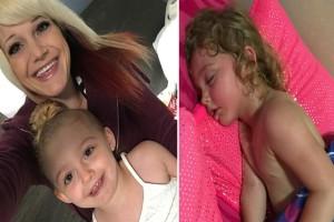 35χρονη μητέρα βρήκε την κόρη της λιπόθυμη στο κρεβάτι - Τώρα προειδοποιεί για την θανάσιμη απειλή!