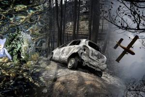 Η φωτογραφία της ημέρας: Μαύρη μέρα για την Ελλάδα - 2 χρόνια από την τραγωδία στο Μάτι!