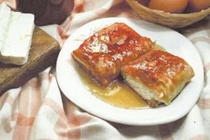 Μελοτυρόπιτα: Μοναδική μοναστηριακή συνταγή