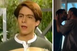 """Ο Ναντίτο το... """"γύρισε"""": Ο γιος της """"Μαρίας της γειτονιάς"""" έγινε 41 και πρωταγωνιστεί σε σειρά του Netflix σαν ομοφυλόφιλος!"""