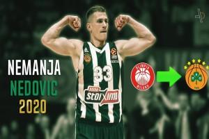 Μπαμ με Νεμάνια Νέντοβιτς ο Παναθηναϊκός!