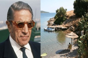 "To μαγευτικό Ελληνικό νησί που ο Ωνάσης ήθελε σαν ""τρελός"" να αγοράσει"