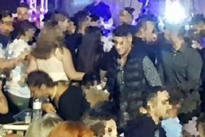 Χαμός σε πανηγύρι στην Κοζάνη - Νέες εικόνες συνωστισμού (Video)