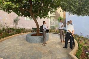 Κυψέλη: Αυτό είναι το πρώτο πάρκο τσέπης της Αθήνας