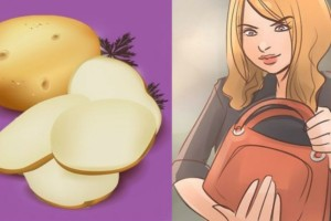 Κάθε γυναίκα πρέπει να έχει μια πατάτα στην τσάντα της - Ο λόγος θα σας εκπλήξει