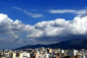Καιρός: Συννεφιασμένος με τοπικές βροχές - Ποιες περιοχές θα επηρεαστούν