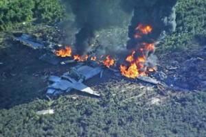 Συντριβή αεροσκάφους στην Τουρκία: 7 νεκροί στρατιωτικοί