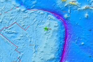 Σεισμός 4,8 Ρίχτερ στη Νέα Ζηλανδία