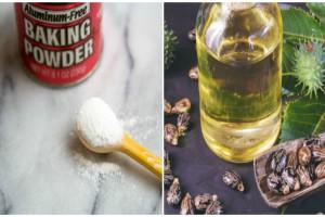 Μαγειρική σόδα με καστορέλαιο: Το θαυματουργό μείγμα για τον οργανισμό σας