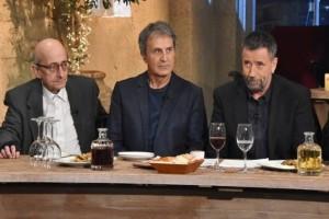 """""""Στην υγειά μας ρε παιδιά"""": Ο Σπύρος Παπαδόπουλος δεν πίνει ποτέ κρασί στα γυρίσματα - Ο λόγος σοκάρει"""